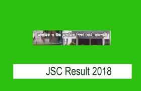 JSC Result 2018 Rajshaji Board