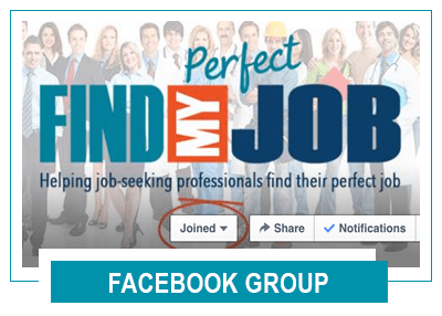 Facebook Group for JOb Seekers