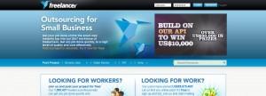 Freelance Jobs from Freelancer