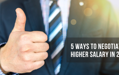 How to Negotiate for Higher Salary