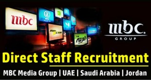 MBC Media Group Staff Recruitment