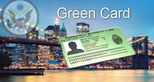 New Green Card Lottery Fee