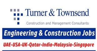 Turner & Townsend Job Vacancies