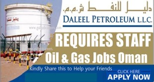 Daleel Petroleum Career Opportunities