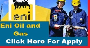 Eni Oil and Gas