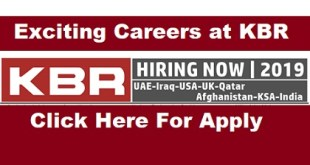 Exciting Careers at KBR