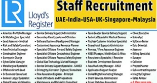 Lloyd's Register (LR) Job Vacancies