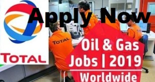 TOTAL Oil and Gas Requires Staff