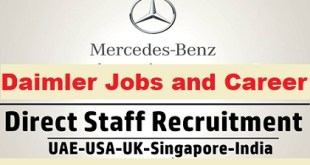 Daimler Jobs and Careers