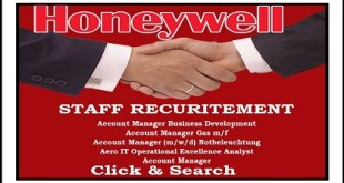 Opportunities with Honeywell