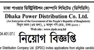 Dhaka Power Distribution Co. Ltd.