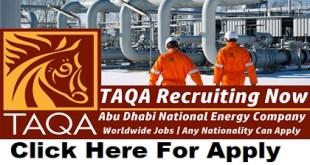 TAQA Job Vacancies
