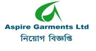 Aspire Garments Ltdpublished a Job Circular.
