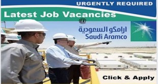 Career AT SAUDI ARAMCO