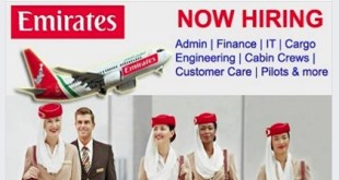 DIRECT STAFF RECRUITMENT – EMIRATES &DNATA GROUP