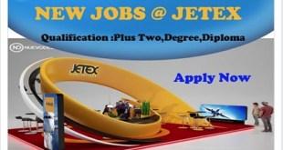 NEW JOB VACANCIES AT JETEX