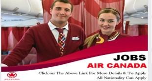 Staff Recruitment – Air Canada