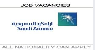 Staff Recruitment @ SAUDI ARAMCO