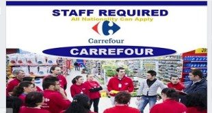 CARREFOUR JOBS AND CAREERS