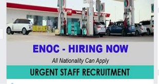 DIRECT STAFF RECRUITMENT TO ENOC