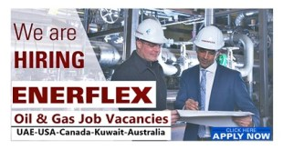 Enerflex Oil & Gas Job Vacancies