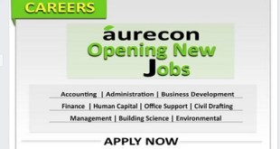 LATEST JOB VACANCIES AT AURECON