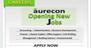 LATEST JOB VACANCIES AT AURECON