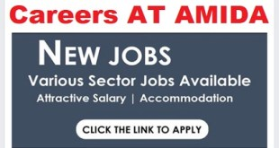 careers AT AMIDA