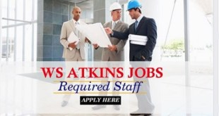 Latest Job Vacancies in WS Atkins