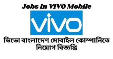VIVO Mobile Jobs Circular