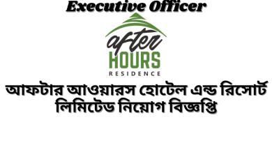 Executive BD Jobs Circular