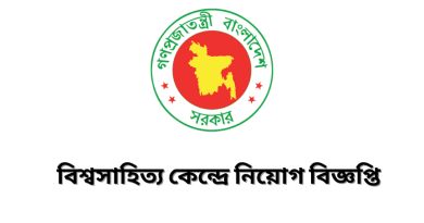 Biswasahitya Kendra Job Circular