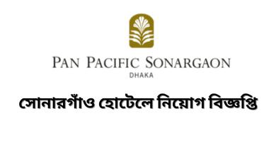 sonargaon hotel job circular 2021