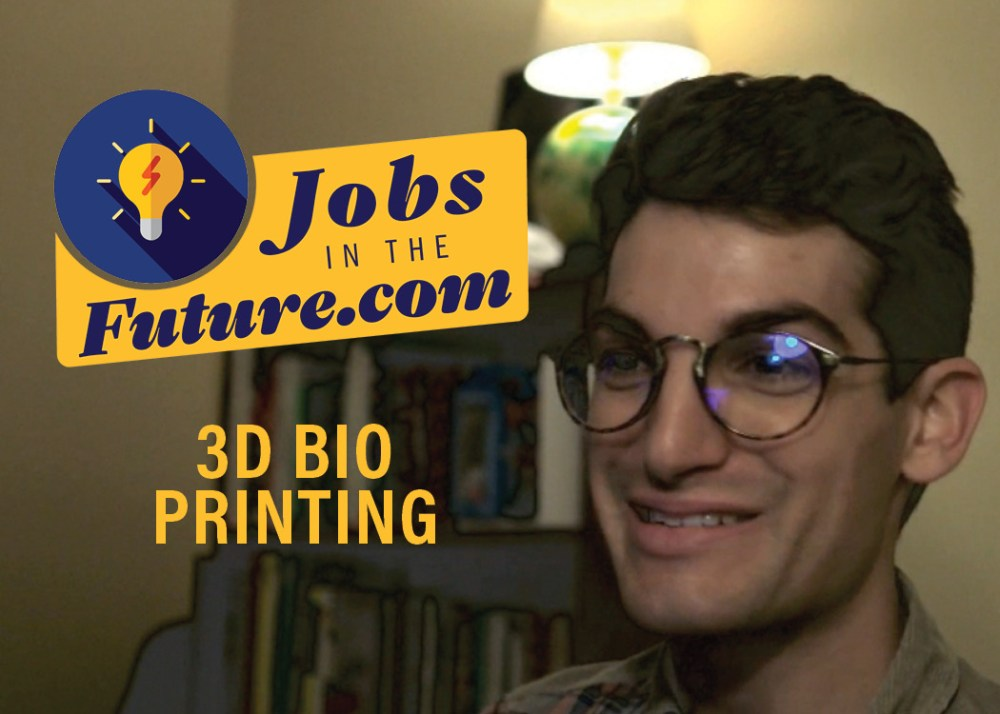 combine 3d printing and science for 3d bio printing