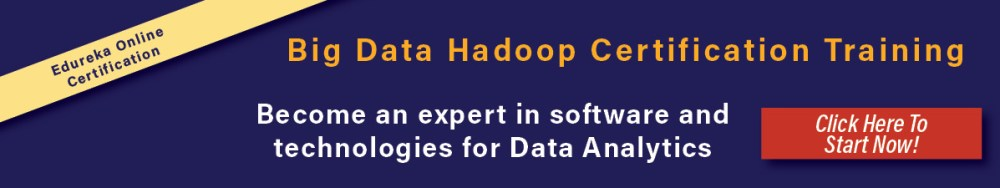 become hadoop certified online with this course