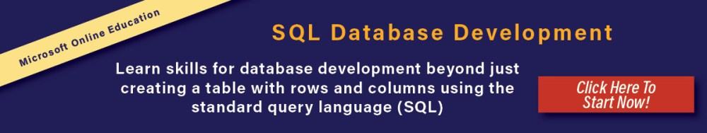cloud computing education for SQL databases