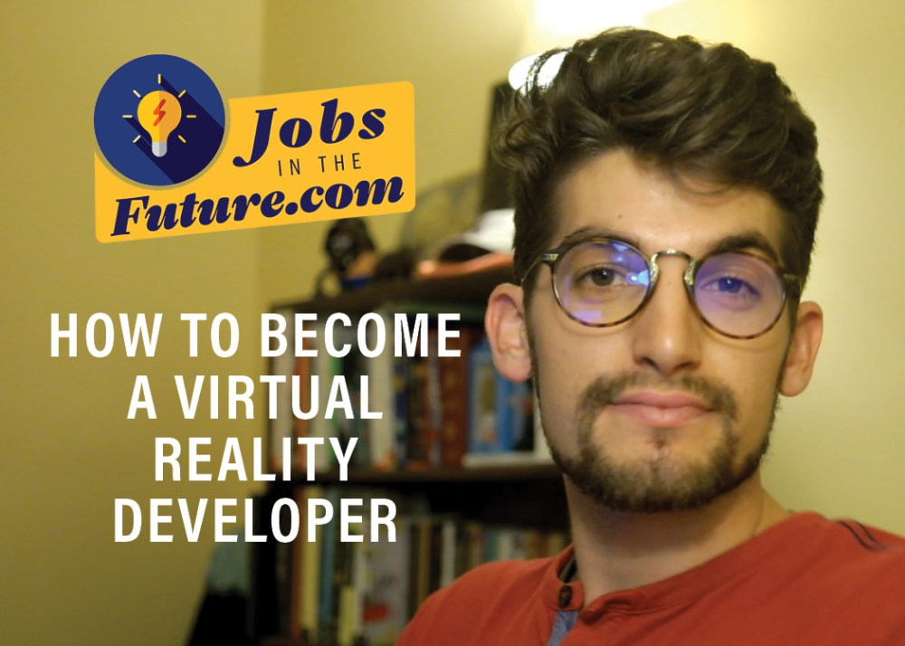 how to become a virtual reality develop and avatar programmer