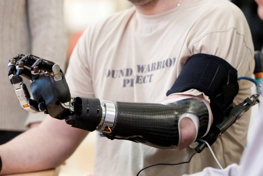 robotic human arm