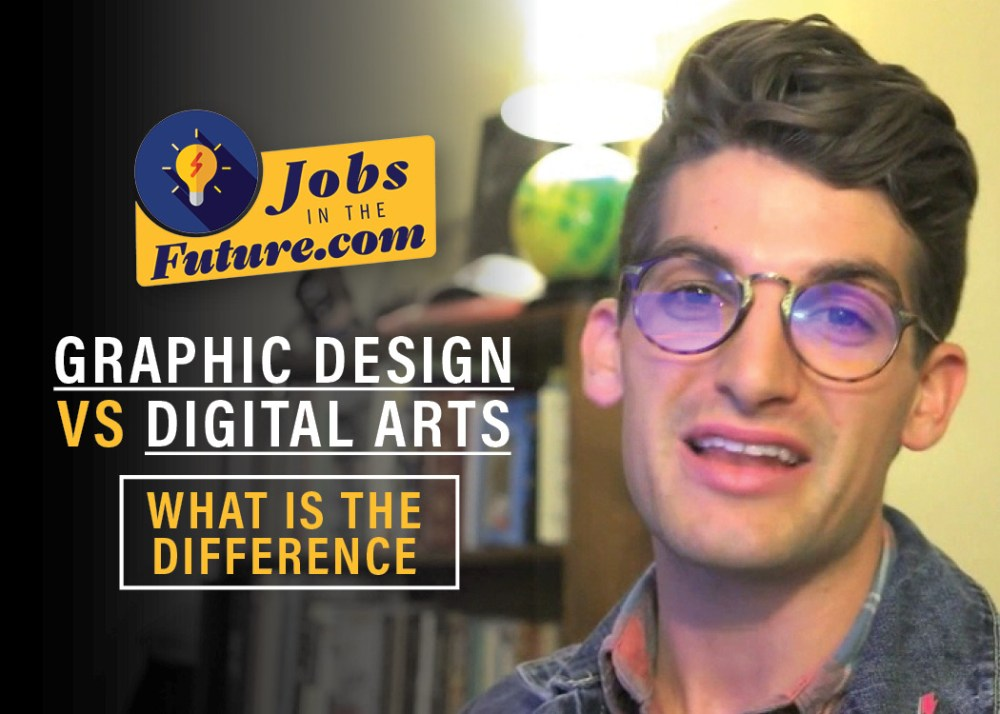 Graphic Design Vs Digital Arts | What is the Difference Between Design & Art?