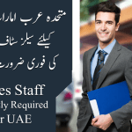 UAE sales staff jobs