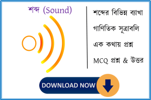Read more about the article Sound (Physical science)