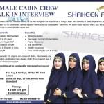 Shaheen Air Adveretisement
