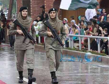 Join Pakistan Army Lady Cadet Course