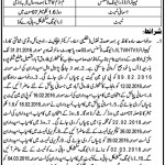 Punjab Police Jobs 2016 January Constabulary Recruitment
