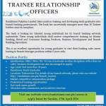 BankIslami Trainee Relationship Officers 2016 Jobs