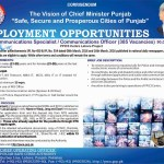 Punjab Police Jobs 2016 Communication Specialist 385 Vacancies