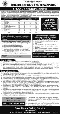 Junior Patrol Officer Jobs 2016 Motorway Police