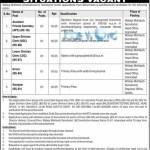 Federal Tax Ombudsman Secretariat Jobs 2016 Islamabad BTS Recruitment