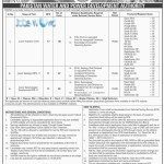 WAPDA Contract Jobs 2016 In Pakistan