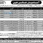 Pakistan Educational Services PES Jobs 2016